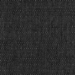 Tecido alinhado preto
